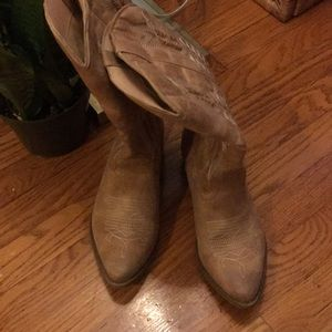 Cowboy boots from dsw